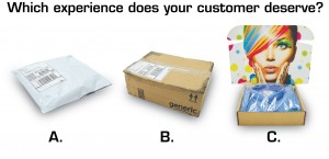 Different Type of E-commerce Packaging