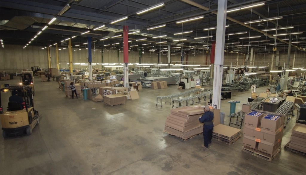 Accurate Box Accurate Box Expands To Meet New Demand