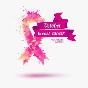 October - breast cancer awareness month