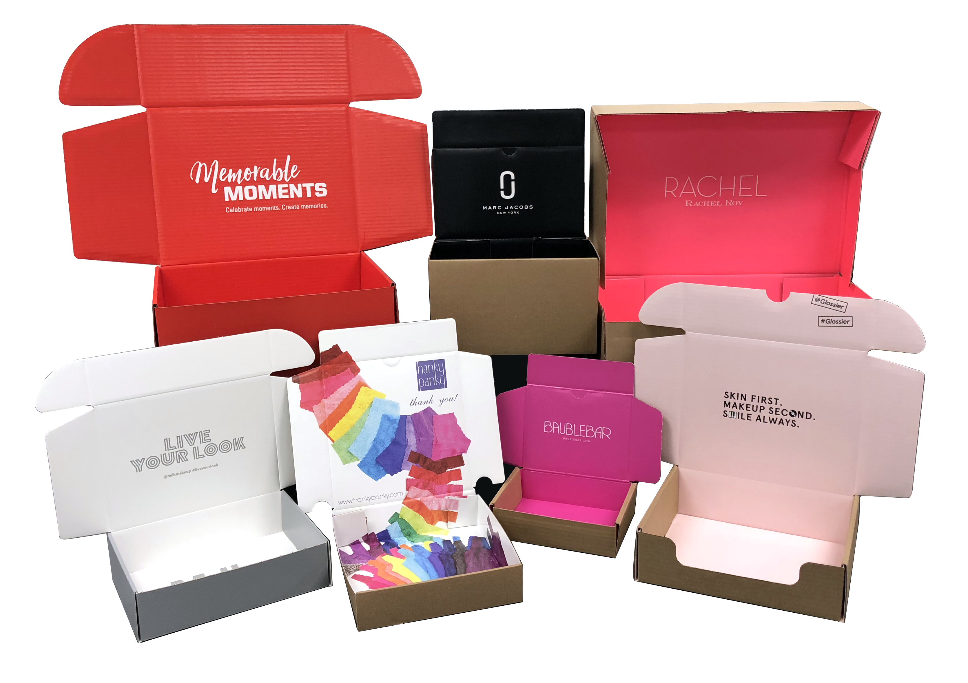 accurate box e commerce boxes high graphic packaging accurate box